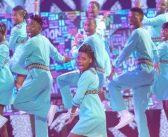 Ndlovu Youth Choir on the  'America's Got Talent' final