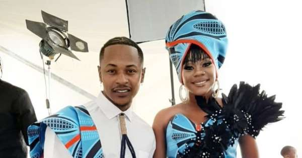 Celebrity wedding bells in Mzansi